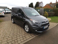 2015 65 Ford Transit Connect Trend Automatic 3 Seater Only 5738 Miles