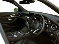 2019 Mercedes-Benz GLC-CLASS GLC 250 4MATIC AMG Line Auto Off-Roader Petrol Auto