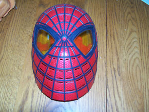 Spiderman Mask and Thing Hands
