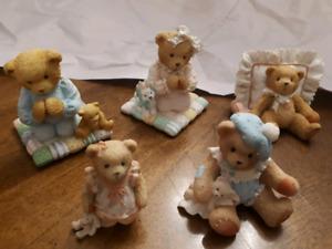 Cherished Teddies ($10 for set)