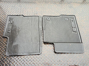 2014 Ford F150 Front Floor Matts