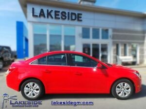 2014 Chevrolet Cruze 1LT  - one owner - local - trade-in - non-s