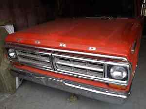 71 Ford f100 SOLD