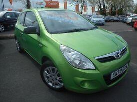 Hyundai i20 CLASSIC (green) 2009