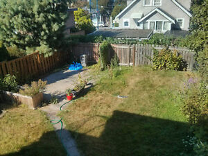 Unfurnished room in Vancouver Oct 1st