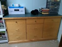 Excellent Price - Cabinet - Solid Maple Cabinet