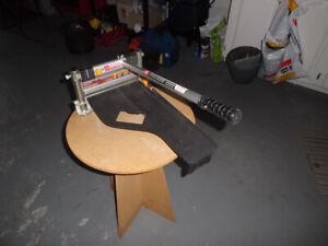 Tranche pour plancher flottan 9pouces