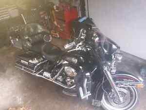 2000 ultra classic Harley Davidson  Belleville Belleville Area image 1