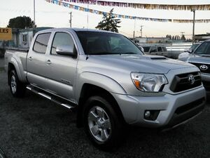 2012 Toyota Tacoma TRD Double Crew Cab 4x4 Pickup Truck