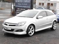 Vauxhall Astra 2.0i 16v Turbo, 2006 SRi, 70 000 Miles, 6 Months AA Warranty