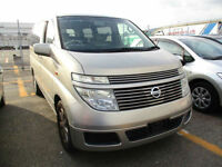 Nissan Elgrand V 70th-II (E51)