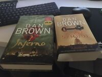 Dan brown - inferno - the lost symbol