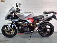 2006 APRILIA TUONO RSV,R 1000 FIGHTER. STUNNING, ONLY 10`508 MILES, CHEAP BIKE.