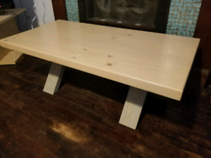 Coffee table - made in Canada