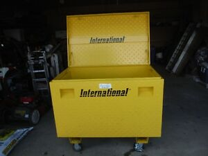 International job site box