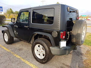 2008 Jeep Wrangler Unlimited X Trail Rated (2 door)