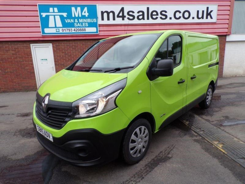 Renault Trafic SL27 BUSINESS DCI SWB L/R 115PS