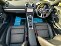 2018 Porsche 718 BOXSTER BOXSTER USED Convertible Petrol Manual