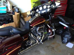2010 Harley Davidson Screaming Eagle..110 CID..2200 KLMS