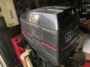 1991 Force 90HP Outboard