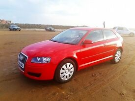 Audi a3 1.6 special