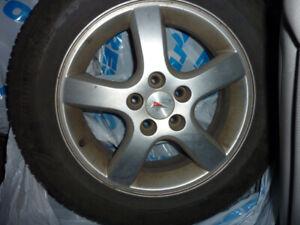 Mags et pneu a vendre
