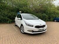 Kia ceed, 1.6 Diesel, 5 doors, Full Service History, 1 Owner, 2 Keys, £0 Tax