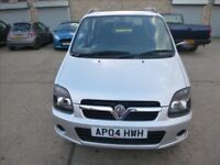 VAUXHALL AGILA 1.2 5dr - AP04HWH - DIRECT FROM INS CO