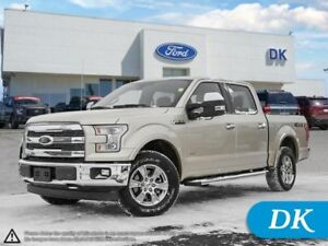 2017 Ford F-150 Lariat 502A **Qualifies For New Incentives**