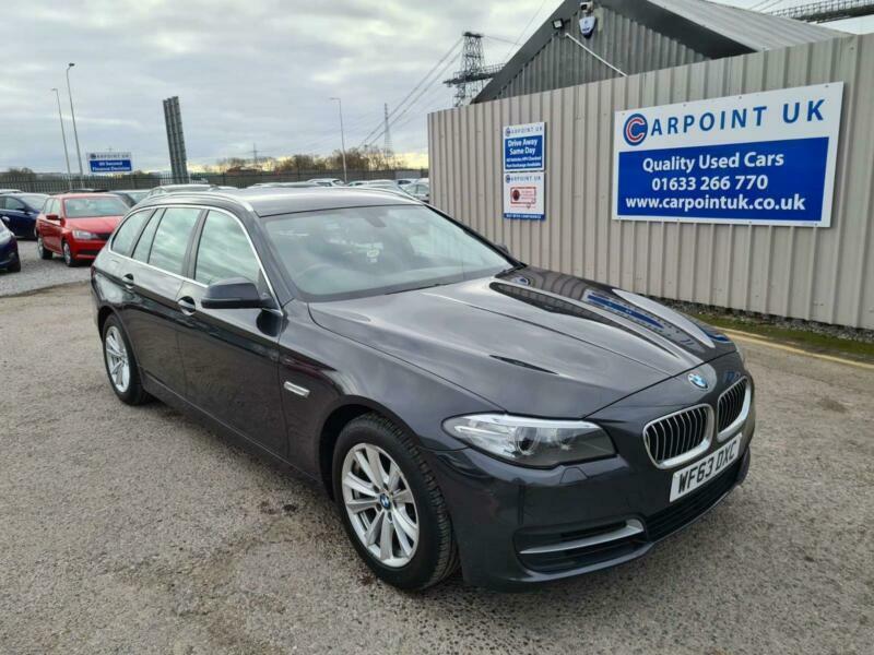 2013 BMW 5 Series 2.0 520d SE Touring 5dr Estate Diesel Automatic