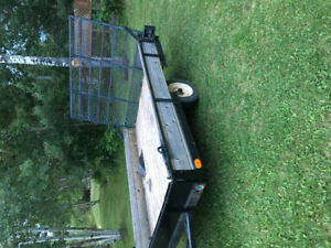 9x6 trailer. Perfect for sidexside