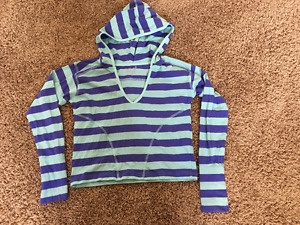 Triple Flip Hooded Top - Size 3