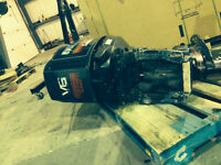 150 HP Outboard Motor-EVINRUDE