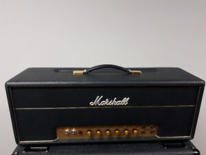 MARSHALL HAND WIRE 100W HEAD
