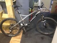 2007 specialized Stumpjumper FSR