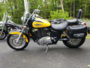 Honda 1100 Shadow Ace reduced