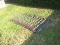 Full roof rack for peugoet expert, fiat scudo, citroen dispatch