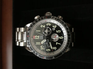 Men's Esquire Aviation Chronograph Watch