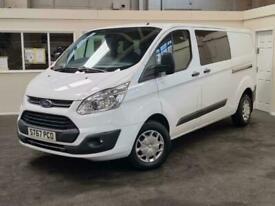 2017 Ford Transit Custom 2.0 300 EcoBlue Trend DCIV L2 H1 EU6 5dr (6 Seat) Combi