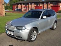 2007 BMW X3 3.0 D M Sport 5dr Diesel
