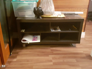 Tv stand - holds up to a 60 inch