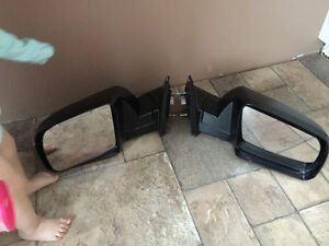2007 And Up Toyota Tundra Mirrors