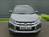 Mitsubishi Asx MIVEC Exceed SUV (s/s) SUV Petrol Manual
