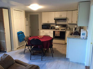 4 Bedrooms 2 Bathrooms suite sublet for the summer