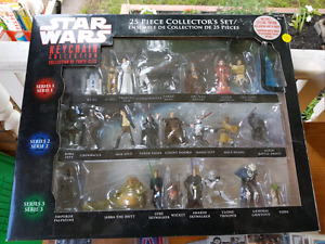 Star Wars mint in Box Key chain collection