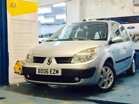 Renault Scenic 1.6 VVT Oasis 5dr PANORAMIC ROOF 2 OWNERS