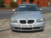 05 BMW 530d 3.0TD SE 2005 NEW SHAPE E60 3.0 TURBO DIESEL + FSH