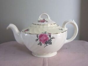 """BURGESS & LEIGH """"ROSELEIGH""""  CHINA FOR SALE!"""