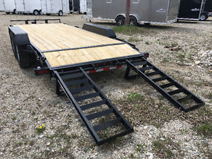 7x18      14k Implement trailer Kitchener / Waterloo Kitchener Area image 5