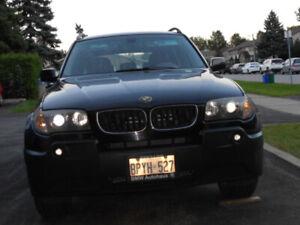 2004 B M W  X3